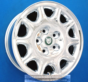 "Jaguar XJ8 16"" Wheels - JG59693C"