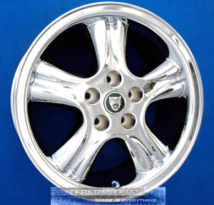 "Jaguar XJR 18"" Wheels - JG59695C"