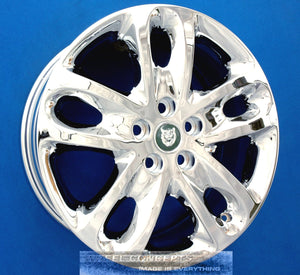 "Jaguar X-Type 17"" Wheels - JG59790C"