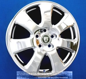 "Jaguar X-Type 17"" Wheels - JG59766C"