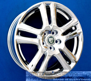 "Jaguar X-Type 18"" Wheels - JG59768C"
