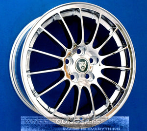 "Jaguar S-Type 17"" Wheels - JG59803C"