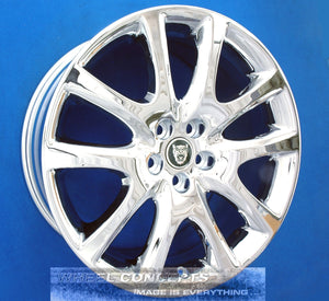 "Jaguar XJ 19"" Wheels - JG59833C"