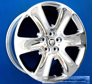 "Jaguar XF 18"" Wheels - JG59836C"