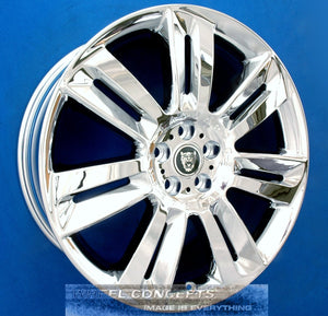 "Jaguar XF 20"" Wheels - JG59850C-JG59851C"