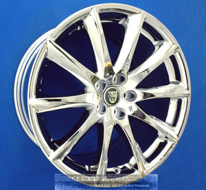 "Jaguar XJ 19"" Wheels - JG59869C-JG59870C"