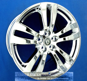 "Jaguar XJ 19"" Wheels - JG59873C-JG59874C"