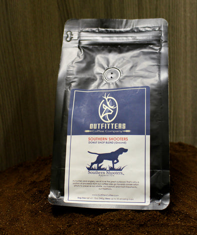 Ground Southern Shooters Blend Coffee