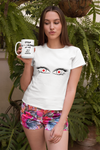 Stop Looking at Me Mug - Canvas Icon