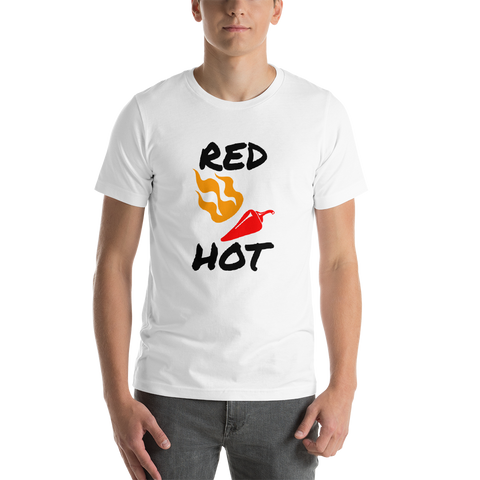 Red Hot Unisex Premium T-Shirt