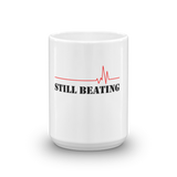 Still Beating Mug