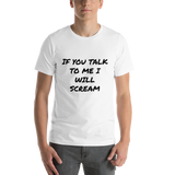 If You Talk Unisex Premium T-Shirt