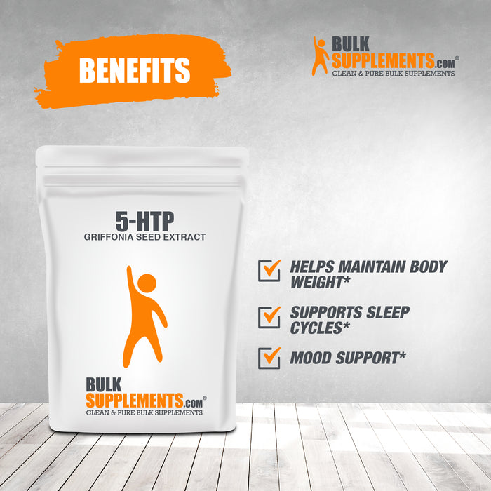 5-HTP (Griffonia Seed Extract)