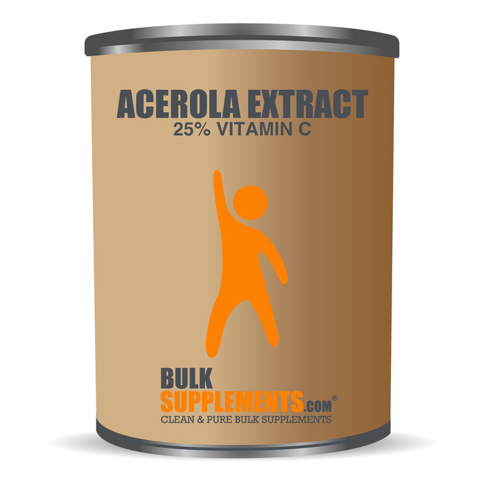 Acerola Extract (25% Vitamin C)