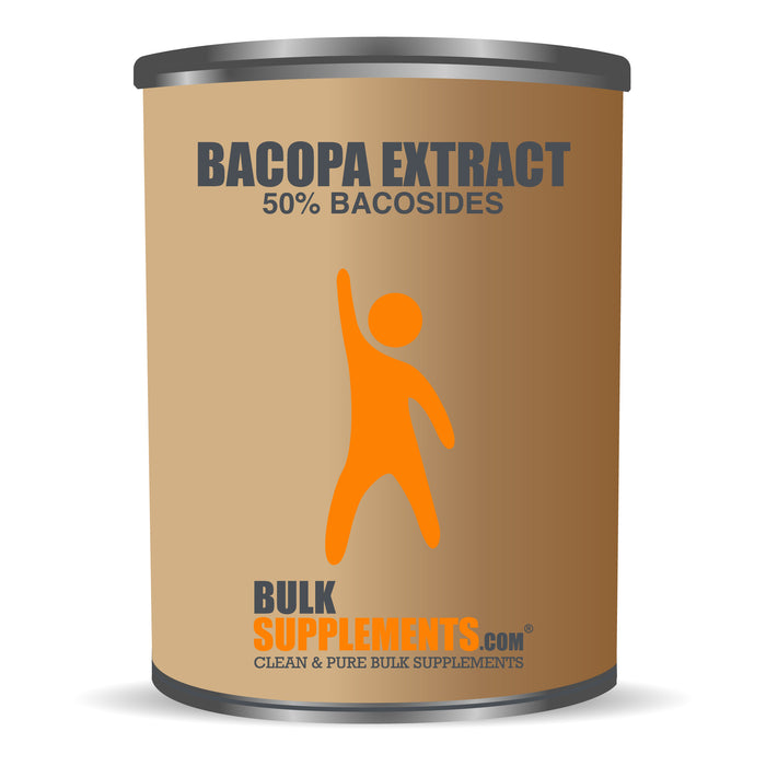 Bacopa Extract (50% Bacosides)