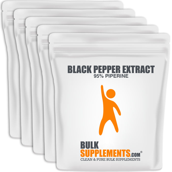 Black Pepper Extract (95% Piperine)