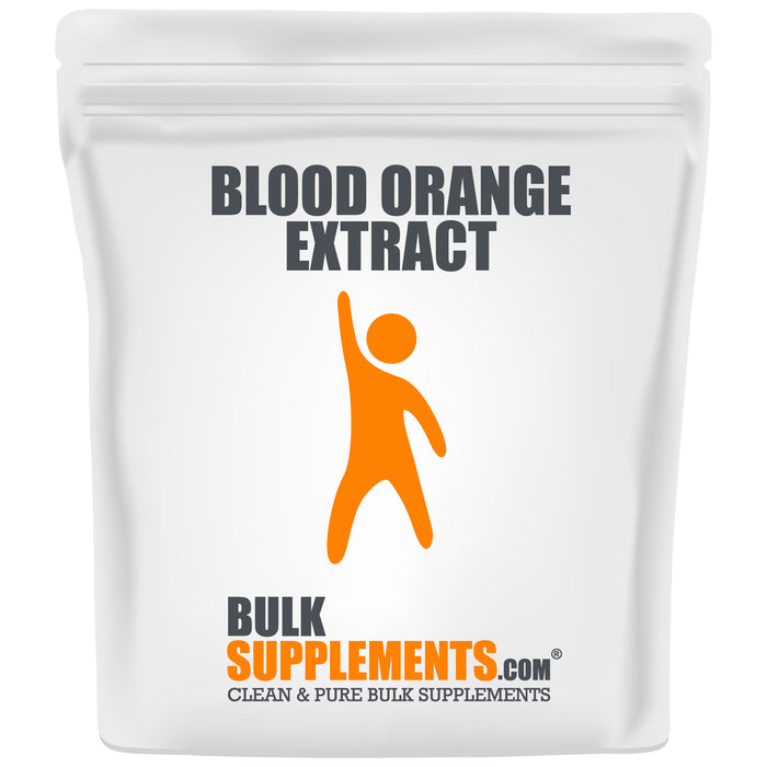 Blut Orange Extrakt Pulver