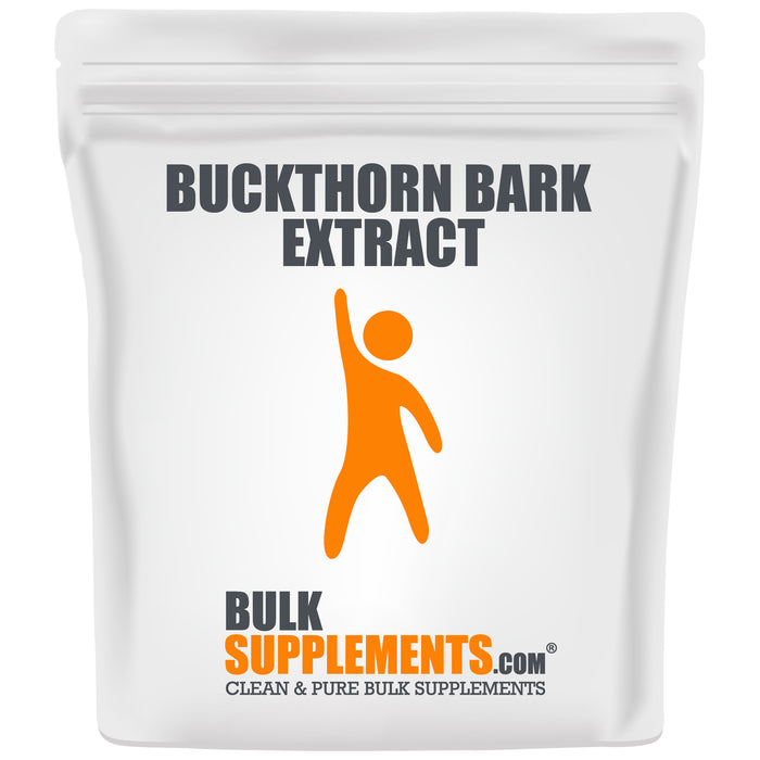 Buckthorn Bark Extract