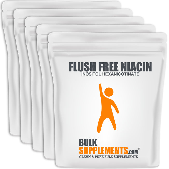 Flush Free Niacin (Inositol Hexanicotinate)