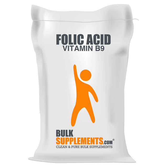 Folic Acid (Vitamin B9)