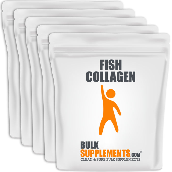 Hydrolyzed Collagen (Fish)