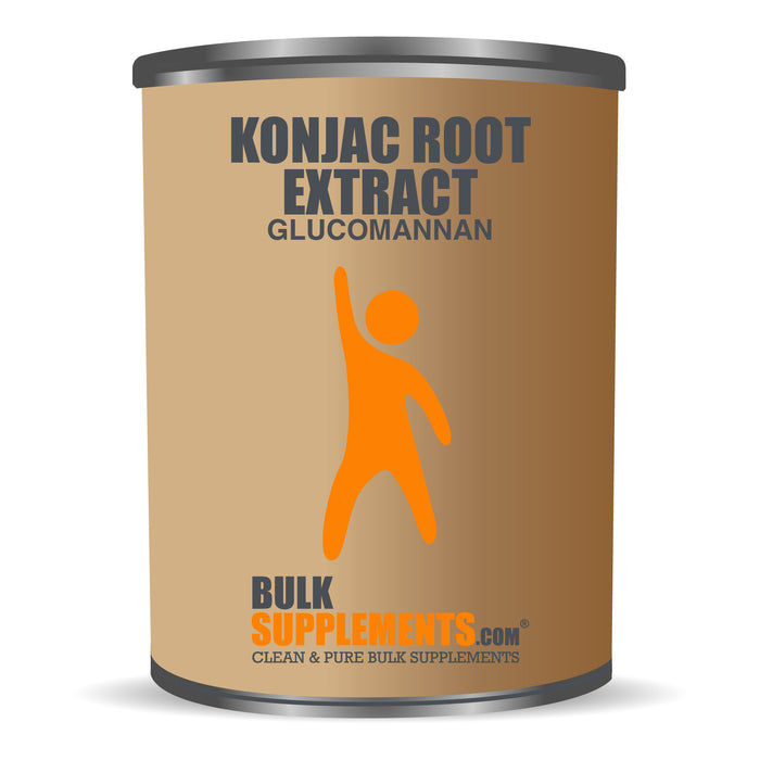 Konjac Root Extract (90% Glucomannan)