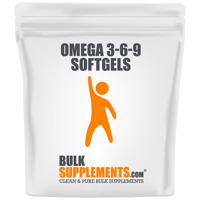 Omega 3-6-9 (Softgels)