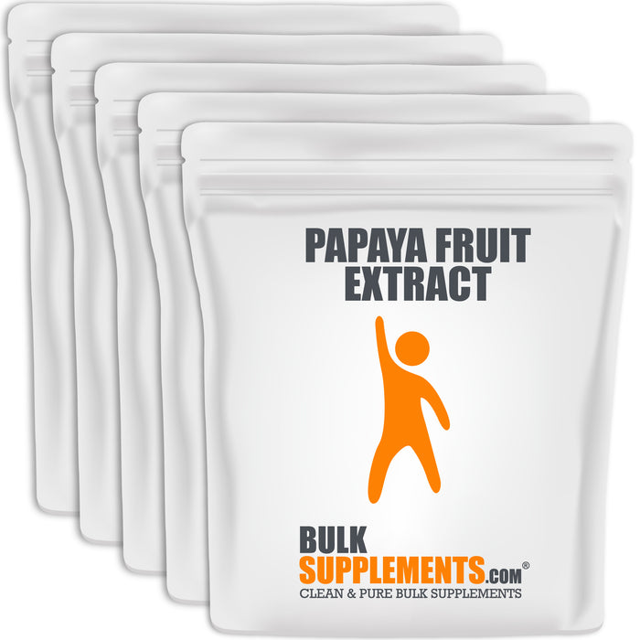 Extracto de Papaya