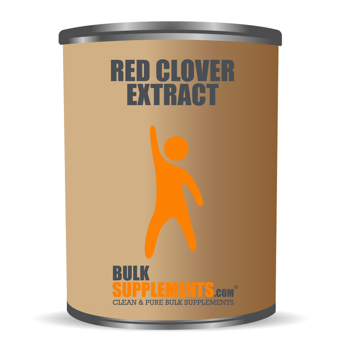 Pulver zum Red Clover Extract