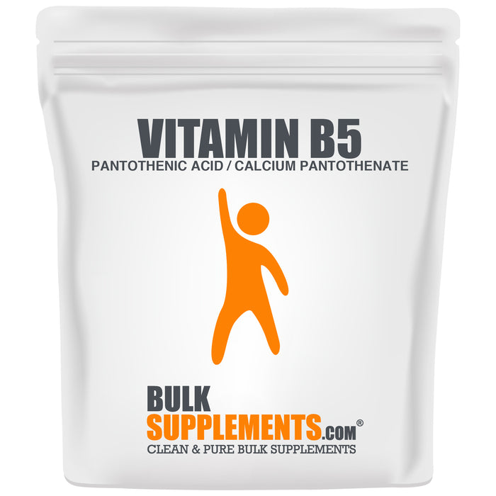 Vitamin B5 Pantothenic Acid / Calcium Pantothenate