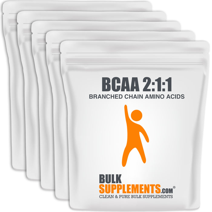 BCAA 2:1:1 (Branched Chain Amino Acids)