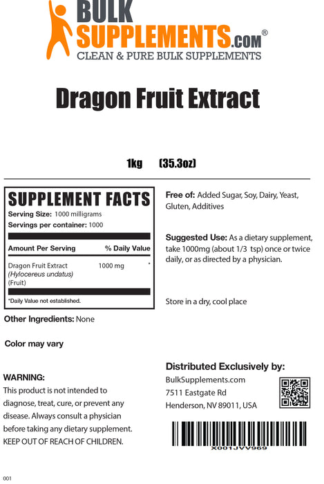Dragon Fruit Extract