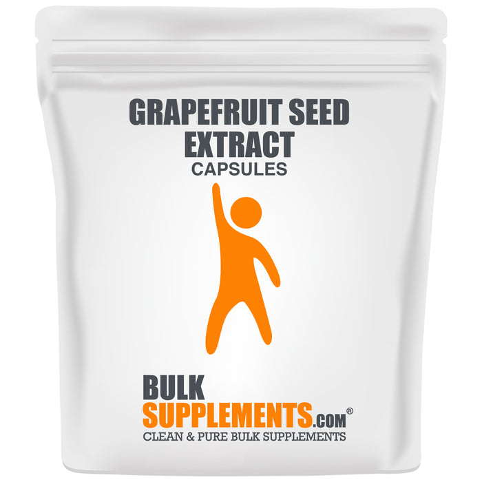 Grapefruit Seed Extract (GSE) Capsules