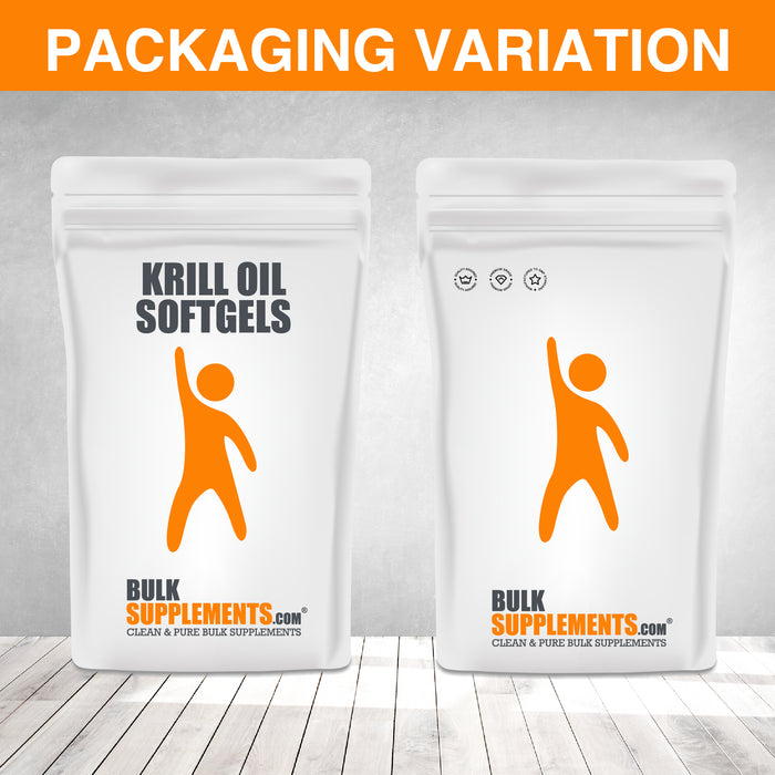 Krill Oil (Softgels)