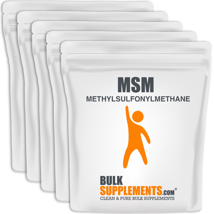 MSM Powder (Methylsulfonylmethane)