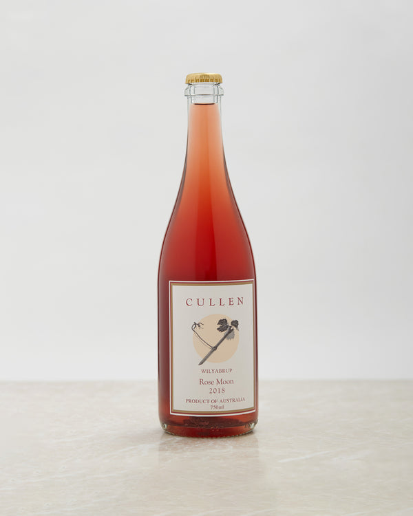 2018 Cullen Rose Moon Pétillant Naturel