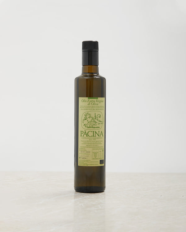 2019 Pacina Extra Virgin Olive Oil 500mL