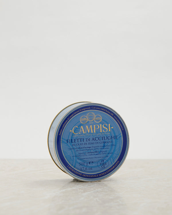 Campisi Anchovy Fillets 500g