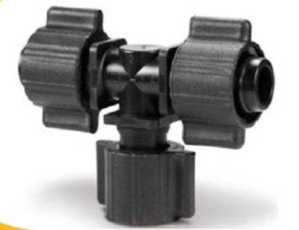 MLF  1/2-in Poly Locking Collar Fittings