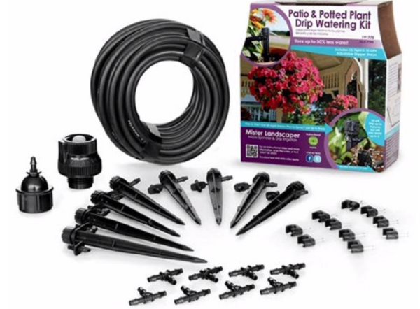 MLK-PWK - Patio Kit for Pots and Hanging Baskets