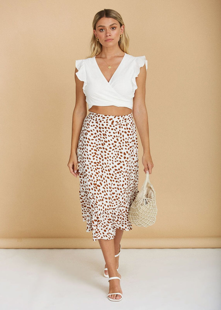 Palm Springs Skirt