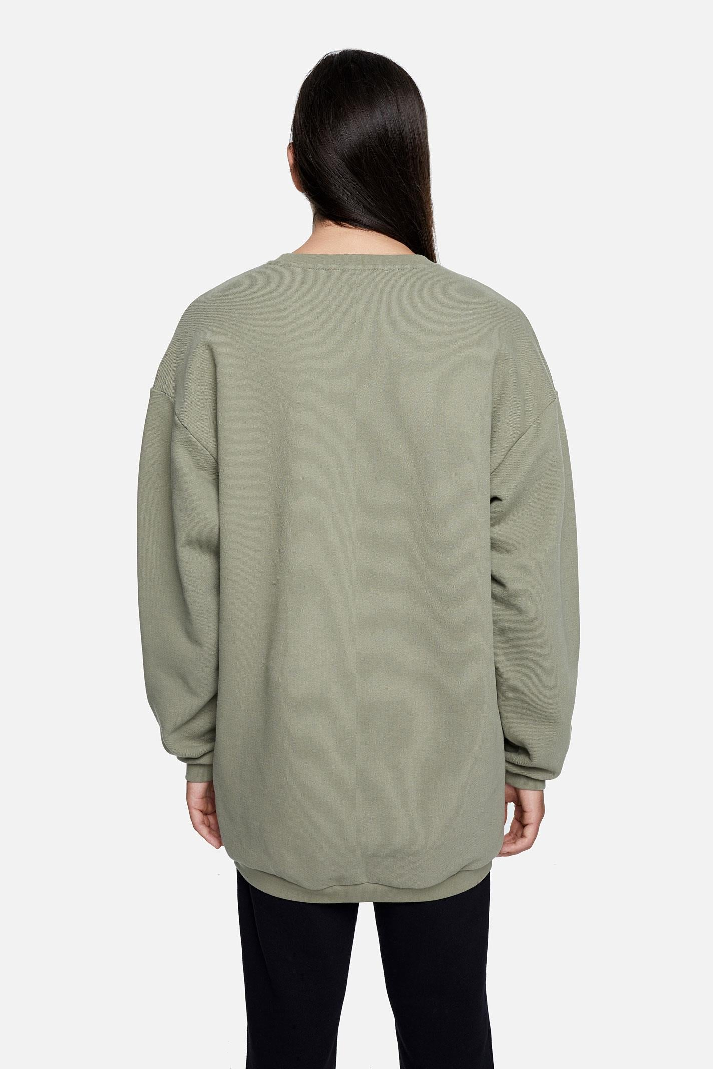 BASIC SWEATSHIRT 007