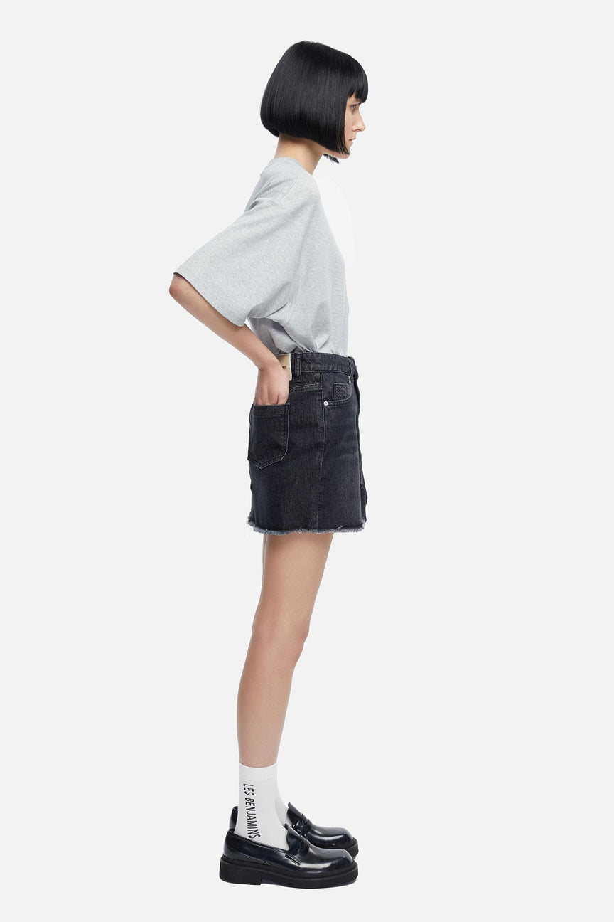 DENIM SKIRT 002
