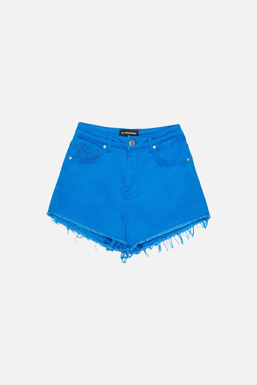 DENIM SHORT 002
