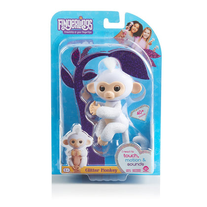 Fingerlings Glitter Monkey Sugar