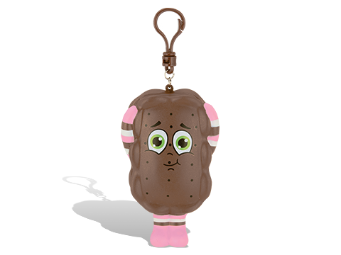 Whiffer Sniffers Neal O. Politan Ice Cream Sandwich Scented Squisher