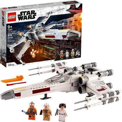 LEGO Star Wars 75301 Luke Skywalker's X-Wing Fighter™, New 2021 (474 Pieces)