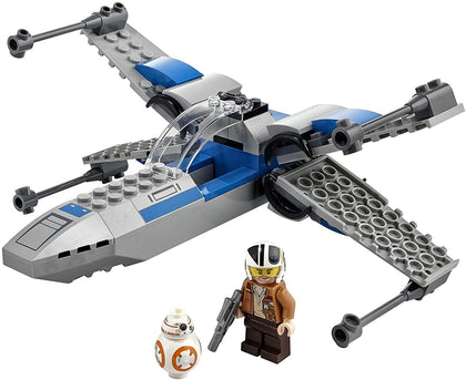 LEGO Star Wars Resistance X-Wing™ 75297, New 2021 (60 Pieces)