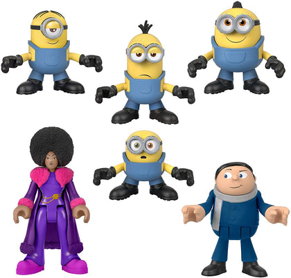 Fisher-Price Imaginext Minions Figure Pack