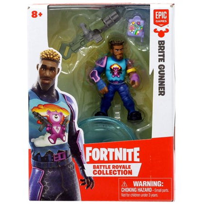 Fortnite Battle Royale Collection Brite Gunner Mini Figure